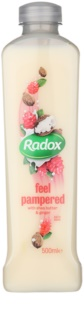 Radox Feel Luxurious Feel Pampered espuma de baño
