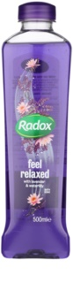 Radox Feel Restored Feel Relaxed spuma de baie