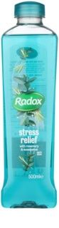 Radox Feel Restored Stress Relief spuma de baie