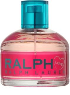 Ralph Lauren Ralph Love toaletna voda za žene