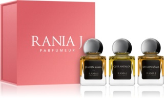 Rania J. Priveé Rubis Collection coffret I. unissexo