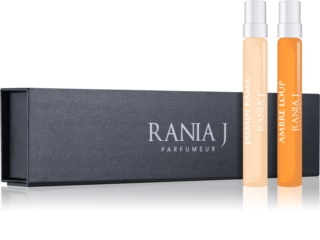 Rania J. Travel Collection coffret VIII. unissexo