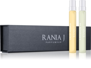 Rania J. Travel Collection Gift Set X. Unisex