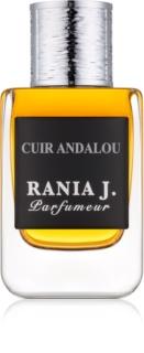Rania J. Cuir Andalou eau de parfum sample unisex 2 ml