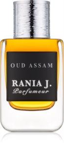 Rania J. Oud Assam Eau de Parfum sample Unisex