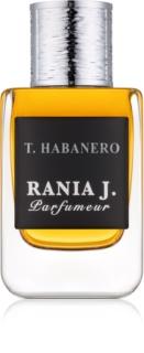 Rania J. T. Habanero Eau de Parfum sample Unisex