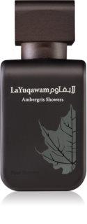Rasasi La Yuqavam Ambergris Showers Eau de Parfum για άντρες