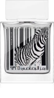 Rasasi Rumz Al Rasasi Zebra Pour Elle Eau de Parfum hölgyeknek