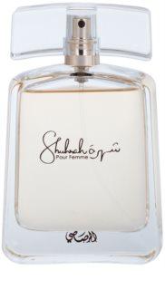 Rasasi Shuhrah Pour Femme eau de parfum pour femme