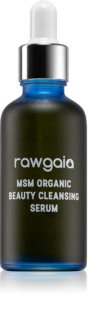 RawGaia MSM Organics Detox Cleansing Serum for Sensitive and Dry Skin