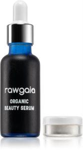 RawGaia MSM Organics sérum esfoliante diário