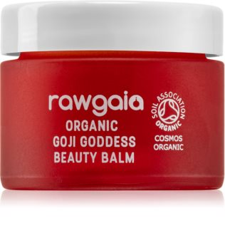 RawGaia Organic Goji Goddess hloubkově hydratační balzám na obličej