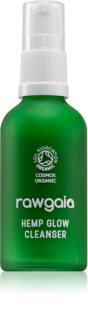 RawGaia Hemp Glow Gentle Cleansing Milk For Combination To Oily Skin