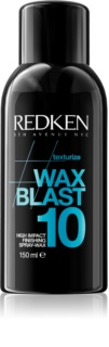 Redken Texturize Wax Blast 10 Hair Styling Wax for a Matte Look