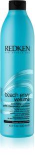 Redken Beach Envy Volume après-shampoing pour un look retour de plage