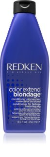 Redken Color Extend Blondage Conditioner  neutraliseert gele Tinten