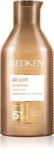 Redken All Soft der nährende Conditioner für trockenes und zerbrechliches Haar