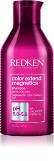Redken Color Extend Magnetics защитный шампунь для окрашенных волос