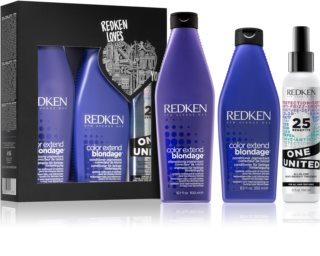 Redken Color Extend Blondage coffret I. (neutraliza tons amarelados)