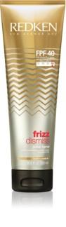 Redken Frizz Dismiss glättende Creme gegen strapaziertes Haar