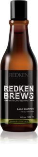 Redken Brews shampoing à usage quotidien