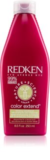 Redken Nature+Science Color Extend Conditioner For Damaged And Colored Hair