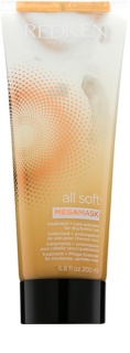Redken All Soft Mask 2in1 For Dry And Brittle Hair