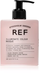 REF Illuminate Colour Nourishing Hair Mask For Brilliant Shine