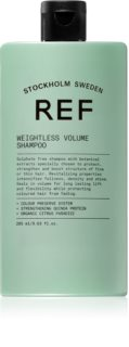 REF Weightless Volume Shampoo for Fine and Limp Hair for Volume from Roots