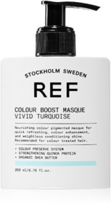 REF Colour Boost Masque gyengéd tápláló maszk tartós színes pigmentekkel
