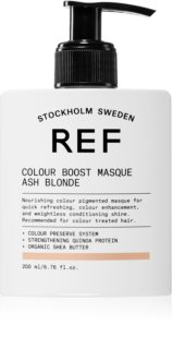REF Colour Boost Masque Gentle Nourishing Mask without Permanent Color Pigments