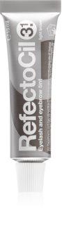 RefectoCil Eyelash and Eyebrow tinte para cejas y pestañas