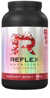 Reflex Nutrition Instant Whey PRO syrovátkový protein v prášku příchuť banana