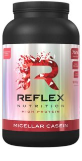 Reflex Nutrition Micellar Casein protein v prášku příchuť chocolate