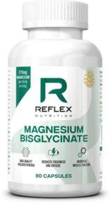Reflex Nutrition Magnesium Bisglycinate podpora správného fungování organismu