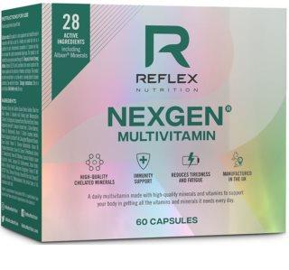 Reflex Nutrition Nexgen® komplexní multivitamín s minerály
