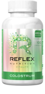 Reflex Nutrition Colostrum podpora imunity