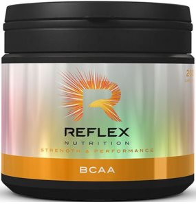 Reflex Nutrition BCAA regenerace a růst svalů