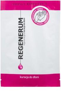 Regenerum Hand Care маска для регенерації  для рук та нігтів