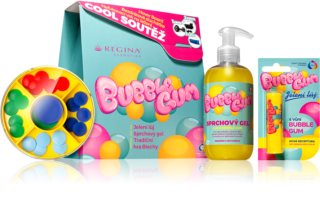 Regina Bubble Gum coffret cadeau (pour enfant)