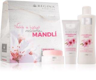 Regina Almond kozmetická sada (pre suchú pleť) pre ženy