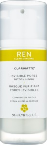 REN Clarimatte™ Detoxifying Mask for Oily and Combination Skin