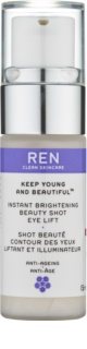 REN Keep Young And Beautiful™ Brightening Eye Gel with Lifting Effect