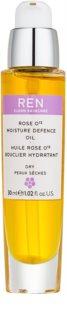 REN Moisture huile hydratante pour peaux sèches