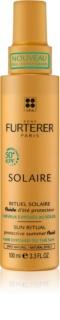 René Furterer Solaire зволожуючий захисний флюїд для волосся пошкодженого хлором, сонцем та солоною водою