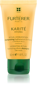 René Furterer Karité Hydra hydratisierendes Shampoo für Glanz auf trockenem und brüchigem Haar