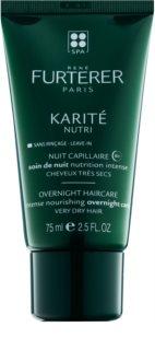 René Furterer Karité Nutri intenzívna nočná starostlivosť pre veľmi suché vlasy