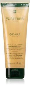 René Furterer Okara Blond rozjasňující šampon pro blond a melírované vlasy