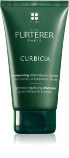 René Furterer Curbicia почистващ шампоан за мазна коса