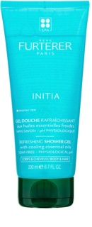 René Furterer Initia Shower Gel And Shampoo 2 In 1 with Cooling Effect